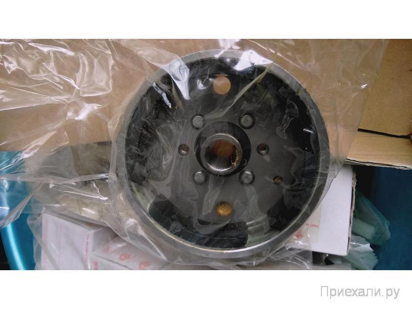 Ротор генератора Suzuki Address 110